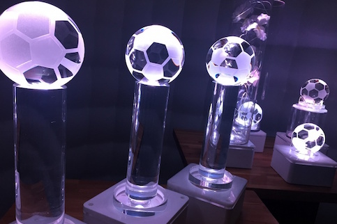 football table centre hire